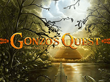 Gonzo's Quest на зеркале Вулкан Страс