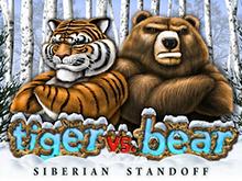 В Вулкан Старс на бонус Тигр Против Медведя