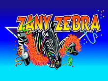 Сумасбродная Зебра