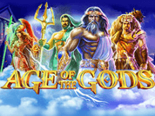Age Of The Gods от Playtech – популярный игровой автомат 3D