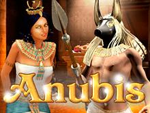 Анубис – игровой автомат на сайте от разработчика Новоматик