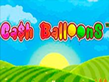Cash Balloons от Novomatic – популярный слот в Вулкан Stars