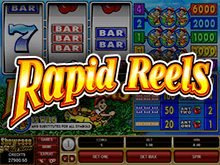Rapid Reels от Microgaming – классический игровой автомат на сайте