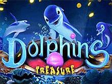 Dolphins Treasure от Playson – игровой слот с бонусами на фишки