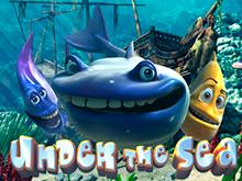 Under The Sea – в онлайн-клубе азартная игра от Betsoft