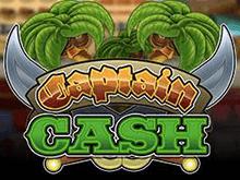 Captain Cash от Betsoft – игровой автомат Вулкан Старс на фишки
