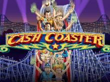 Играйте на портале в автомат Cash Coaster от IGT