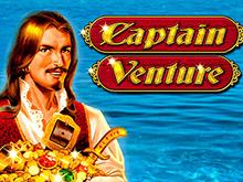 Азартную игру Captain Venture с джокером выпустил бренд Novomatic