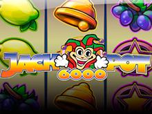 Jackpot 6000 – классический игровой автомат от НетЕнт