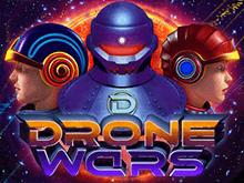 Знаменитый игровой автомат Drone Wars от Microgaming