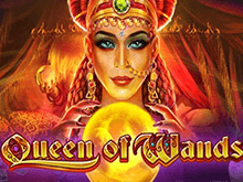 Queen Of Wands от Playtech играть онлайн