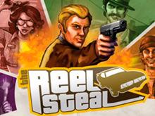 Reel Steal – игровой слот от NetEnt на сайте азартного зала Vulkan Stars