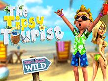 Играть онлайн в игровой автомат The Tipsy Tourist от Betsoft в игорном зале лицензированного казино